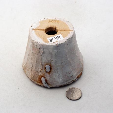 陶器製(2.5号ポット相当)多肉植物の欲しがる植木鉢 SMS-8198