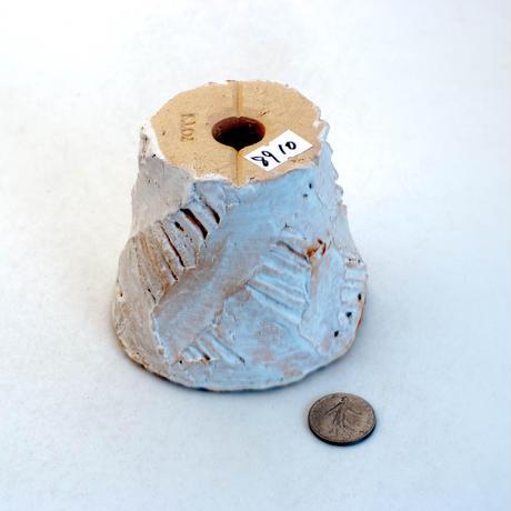 陶器製(2.5号ポット相当)多肉植物の欲しがる植木鉢 OPS-8910