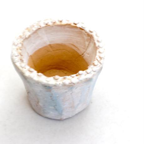 陶器製(1.5号ポット相当)多肉植物の欲しがる植木鉢 SMSSc-7016