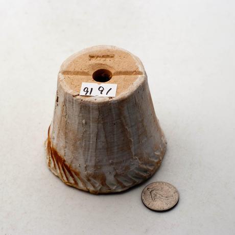 陶器製(2号ポット相当)多肉植物の欲しがる植木鉢 NSSS-9191