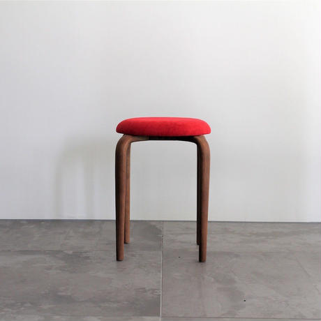 PUPPY STOOL  RED