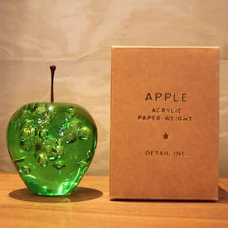 APPLE PAPER WEIGHT