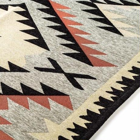 NATIVE RUG GRAY
