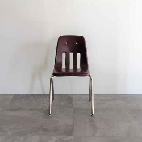 VIRCO 9000Chair WINE RED