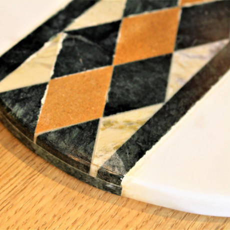 STONE CUTTING BOARD  -MOSAIC-