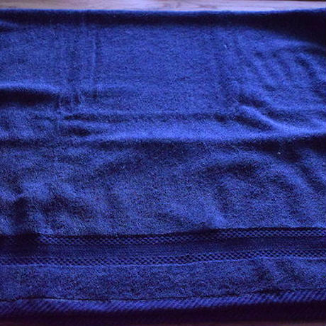 FADE DENIM -BATH TOWEL-