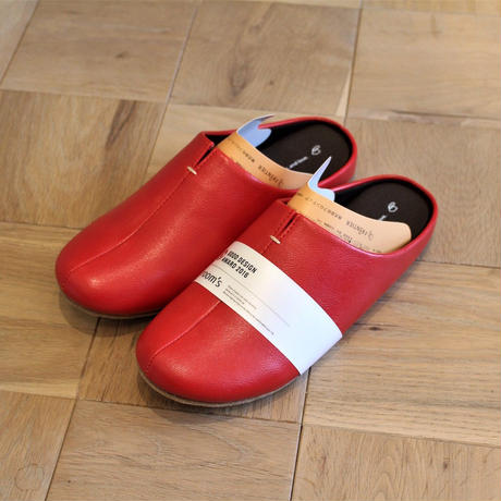 room's slipper RED