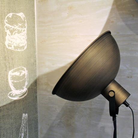 Slidell floor light