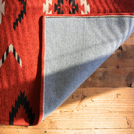 NATIVE RUG RED