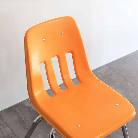 VIRCO 9000Chair PUMPKIN