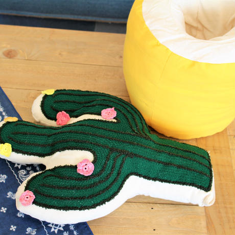 CACTUS & POT CUSHION SET -PILLER-