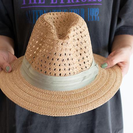 fedora natural hat