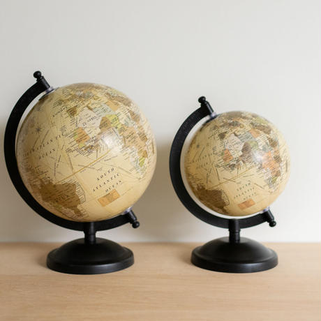 Antique Globe S