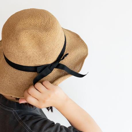 andari ribbon hat