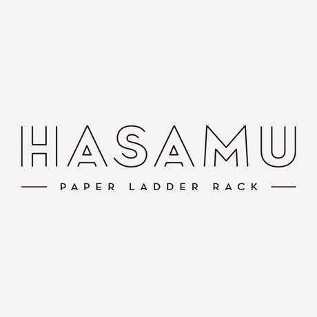 HASAMU PAPER LADDER RACK