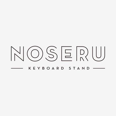 NOSERU KEYBOARD STAND