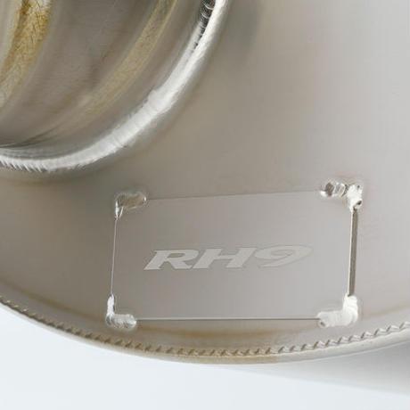 R33 GT-R V1 Φ90フルチタンマフラー [消音バルブ搭載モデル]