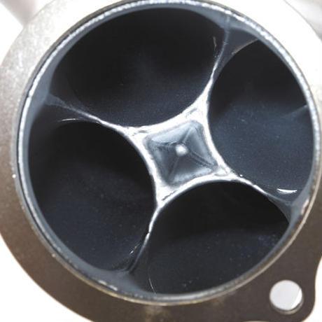 R35 GT-R用  Φ90 フルチタンマフラー