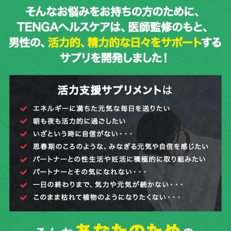 【テンガ 活力支援サプリメント】