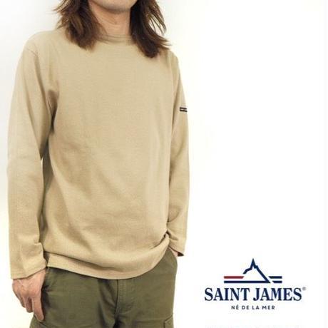 "SAINT JAMES(セントジェームス) OUESSANT ""SOLID"" [ PIN(PIN) ] ウエッソン ""無地""[グリーン]"