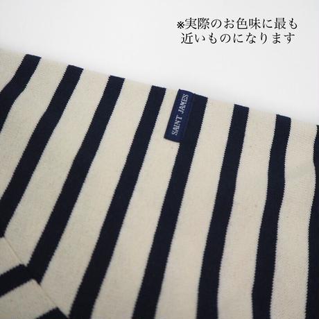 ×LAVENHAM TEE [ECRU/MARINE(NTNY)](30-STLAVENHAM)(88-OUESSANTEPLV)