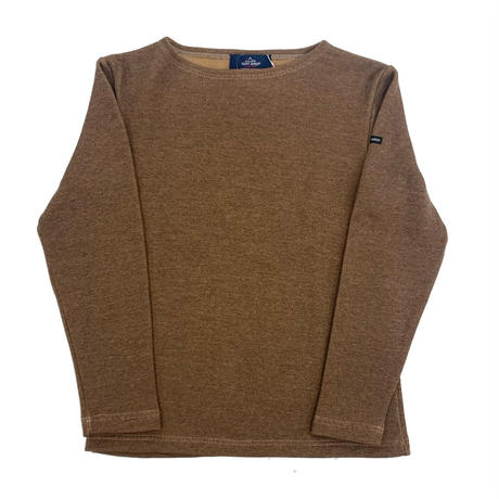 DOUBLEFACE SWEATER 00JC182(CAMEL)
