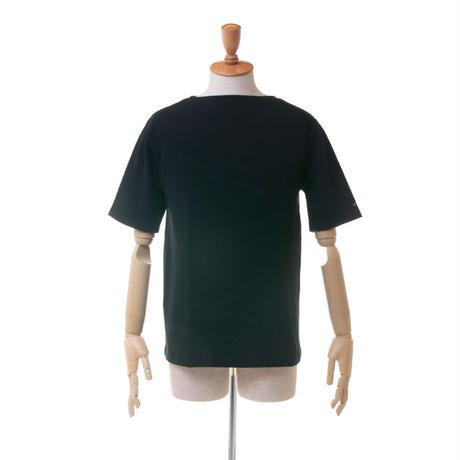 """SAINT JAMES(セントジェームス) OUESSANT SHORT SLEEVE SHIRTS [ NOIR ]ウエッソン""""半袖"""" 03JC1325/1[黒]"""