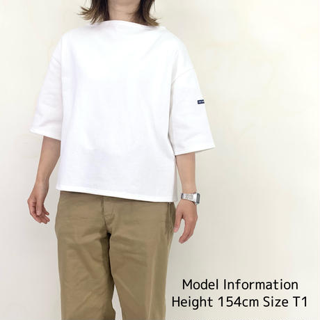OUESSANT LOOSE [ NEIGE(WHT) ]LOOSE