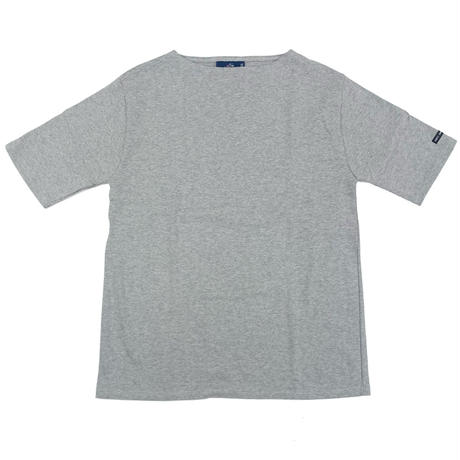 OUESSANT SHORT SLEEVE SHIRTS [ GRIS(GRY) ] 03JC1325