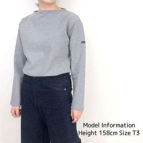 """OUESSANT """"SOLID"""" [ GRIS(GRY) ]"""