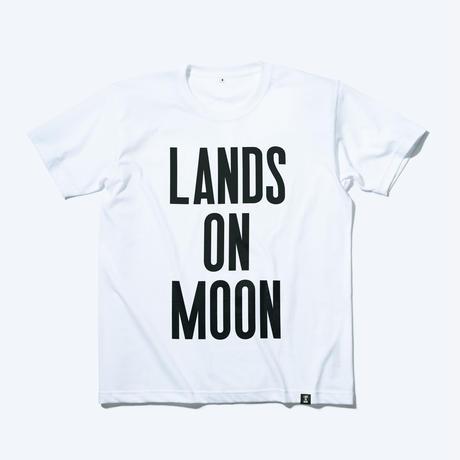 LANDS ON MOON SHIRT