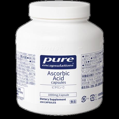 ネスレ ピュア Ascorbic Acid Capsules ビタミン C