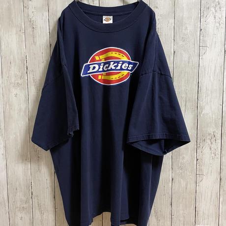 古着 Dickies ロゴTシャツ XX LARGE