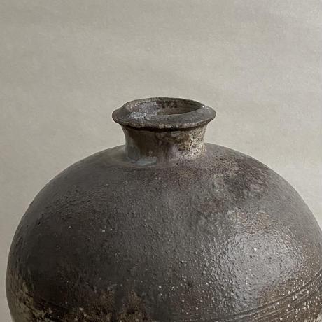 田村文宏 自然灰釉花器