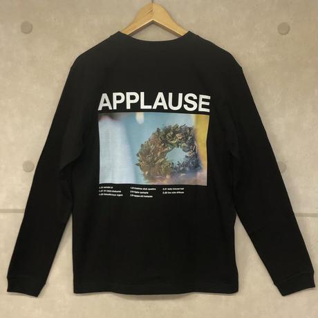 Applause TOUR Long Sleeve Tee BLACK