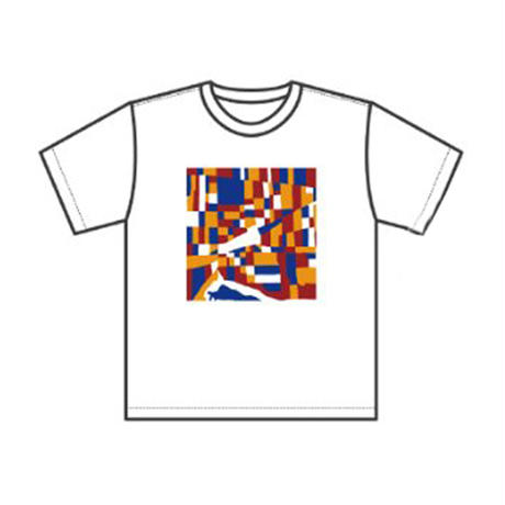 Drawing A Map TOUR Tee 白