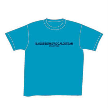 Summer2017 Tシャツ/ターコイズ