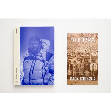 写真集「SHERPA」