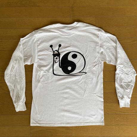 strange store インヤンエスカルゴロングTシャツ