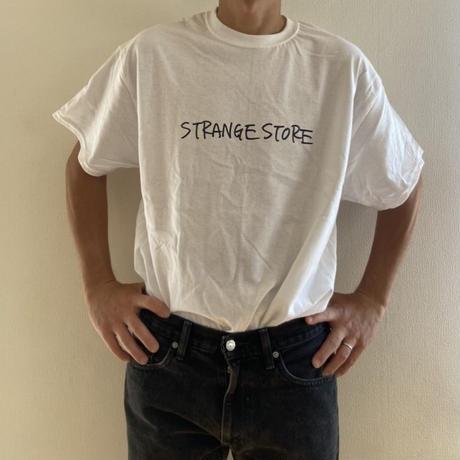 strange store ロゴTシャツ