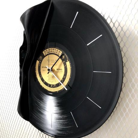 Waning  Wall Clock