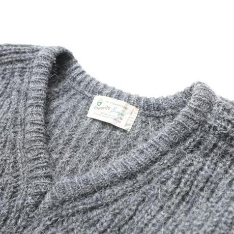 Vintage V-Neck Sweater