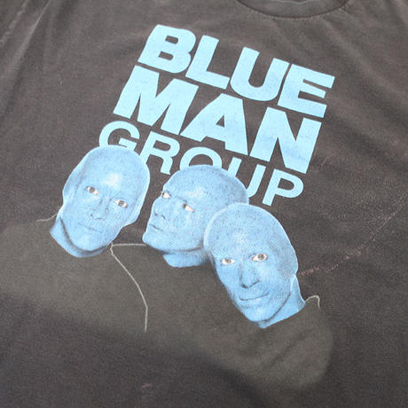 BLUE MAN T-Shirt