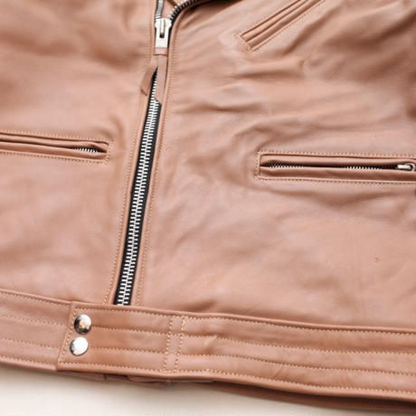 Vintage Euro Riders Leather Jacket