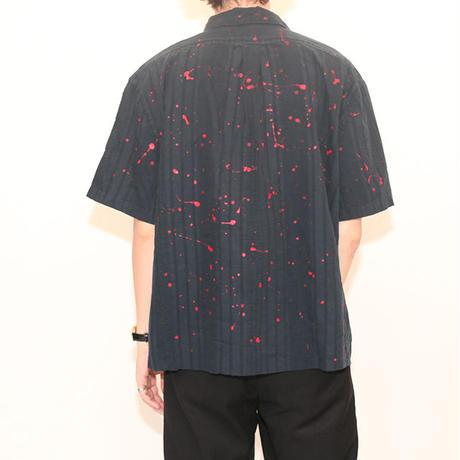 Mix Colors Painted Shirt