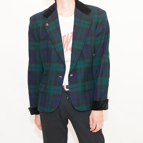 Ralphlauren Checker Jacket