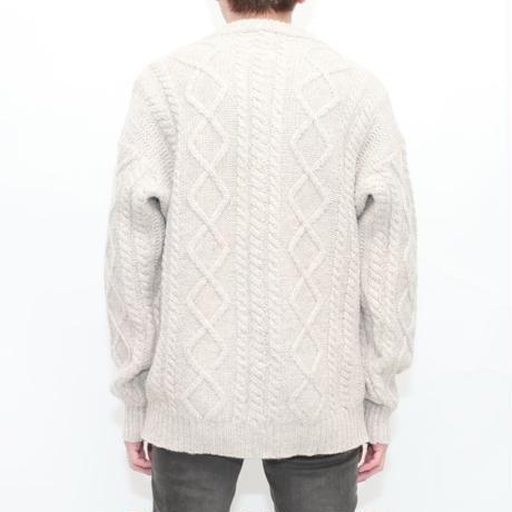 Kodak Cable Knit Sweater