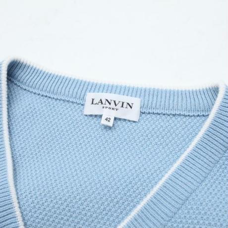 LANVIN Knit Vest