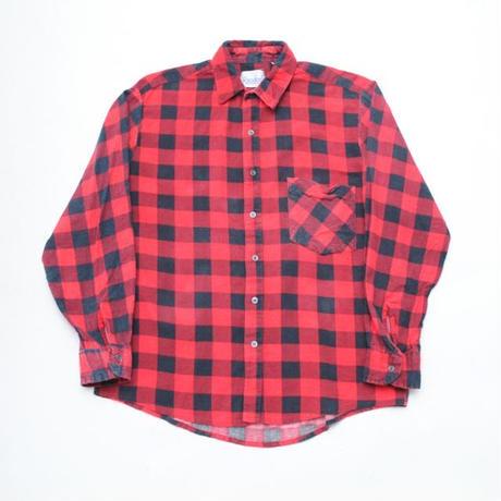 Flannel Buffalo Check L/S Shirt