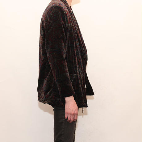 Paisrey Velvet Jacket
